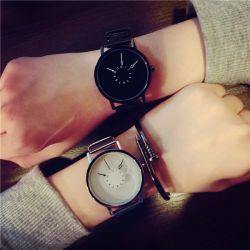 Nowość 2017!!! Nietypowy zegarek kwarcowy - czarny