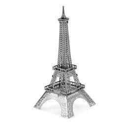 Metalowe puzzle 3D - Wieża Eiffla
