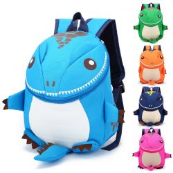 Piękny plecaczek dla dziecka 1-3 lat niebieski