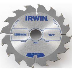 Irwin Piła tarczowa 125x2,5x20mm 16z. 1897086