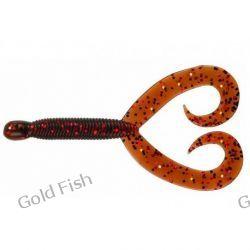 Przynęta Gumowa Iron Claw Tricky Soft Twintail 4cm M