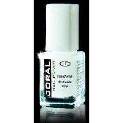 DELIA Cosmetics CORAL Preparat do usuwania skórek