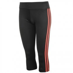 Adidas 3 Stripe Quarter LEGGINSY GETRY DAMSKIE r M