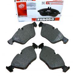 KLOCKI FERODO BMW E60 E90 E91 E92 E93 E61 E87 E82