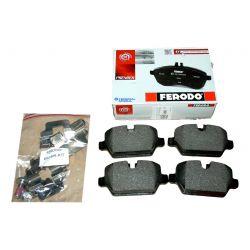 KLOCKI HAMULCOWE FERODO BMW 1 E81 E87 3 E90 - tył