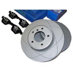 ATE POWER DISC TARCZE +KLOCKI BMW 5 E60 E61 6 E63