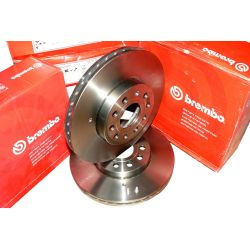 BREMBO Tarcze do VW Golf V VI Caddy III EOS Przód