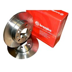 BREMBO Tarcze VW Bora Golf IV Polo New Beetle Tył