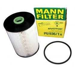 MANN Filtr paliwa A3 Altea Octavia GOLF PU936/1X *