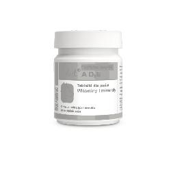 DOLVIT FOSFORAN WAPNIA AD3E 90 tabletek MINI