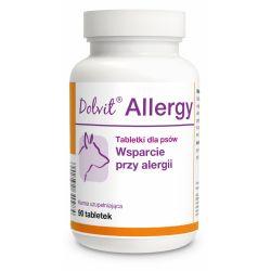 DOLVIT ALLERGY 90 tabletek Zwierzęta