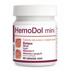HEMODOL MINI 60 tabletek Zwierzęta
