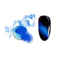 SMOKE NAILS pigment do efekt dymu NEON PYŁEK KOLOR