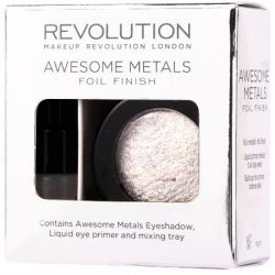 MAKEUP REVOLUTION AWESOME Cień do powiek metaliczn