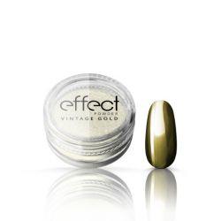 Pyłek efekt lustra SILCARE  chrome vintage gold