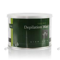 Depilation Wax Wosk w puszce Aloes 400ml