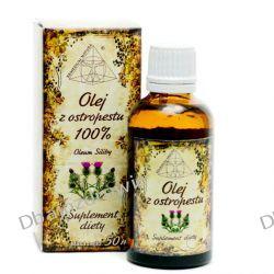 Olej z Ostropestu, Remedium Natura, 50 ml Przyprawy i zioła