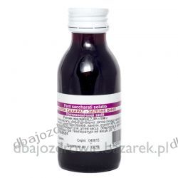 Żelazne Wino, Żelazo, Niedobór Żelaza, 100 ml Oleje