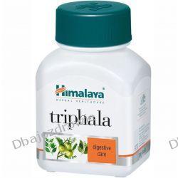 Triphala, Himalaya, 60 kapsułek wegańskich Oczyszczanie i demakijaż
