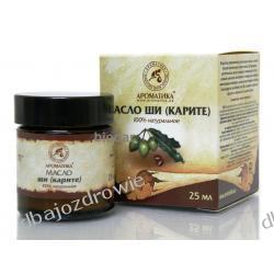 Masło shea (karite), 25 ml 100% naturalne Pamięć, układ nerwowy
