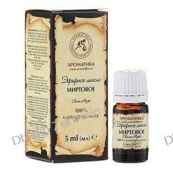 Olejek Mirtowy, Aromatika, 100% Naturalny, 5 ml Kremy i maści