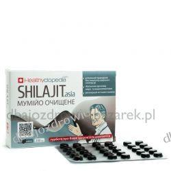 Mumio, Mumio Shilajit z Gór Tien Szan, Mumijo, 60 tabletek Układ pokarmowy