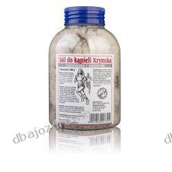 SÓL MORSKA DO KĄPIELI Z BISZOFITEM I GOŹDZIKIEM, 500 g Preparaty witaminowo-mineralne