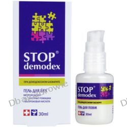Żel do Powiek Stop Demodex, 30ml Balsamy