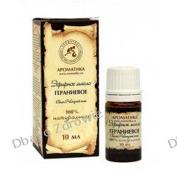Olejek Geraniowy, 100% Naturalny, Aromatika, 10 ml Przyprawy i zioła