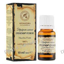 Olejek Grejpfrutowy, Aromatika, 10 ml Układ pokarmowy