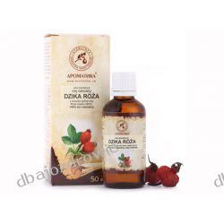 Olej z Dzikiej Róży, 50 ml 100% Naturalny Oczyszczanie