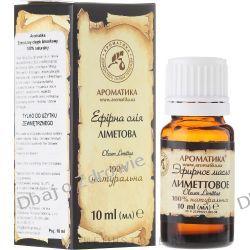 Naturalny Olejek z Limetki (Limonka), 10 ml  Mydła