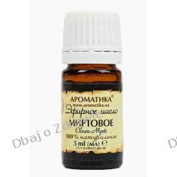 Naturalny Olejek Mirrowy (Mirra), Aromatika, 5 ml Oleje