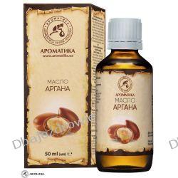Olej Arganowy, 100% Naturalny, Aromatika, 50ml Oczyszczanie