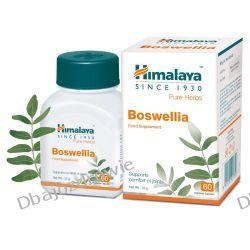 Shallaki (Boswellia Serrata), Himalaya, 60 kapsułek wegańskich Preparaty witaminowo-mineralne