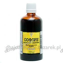 Perełkowiec Japoński, Sofora (Sophora japonica L.), 100 ml  Stawy, kości, mięśnie
