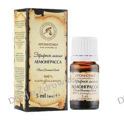 Naturalny Olejek Lemongrasowy, 5 ml , Aromatika Mydła