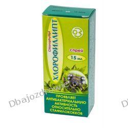 Chlorofillipt, Spray 15 ml Kremy i maści