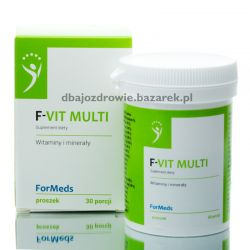 F- VIT MULTI, Witaminy i Minerały, Formeds
