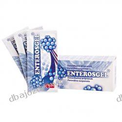 Enterosgel Środek Detoksykujący, Oczyszczanie Organizmu, Saszetka 15 g Balsamy