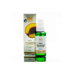 Olej z Pestek Brzoskwini, Brzoskwiniowy, 100% Naturalny, 60 ml Stawy, kości, mięśnie