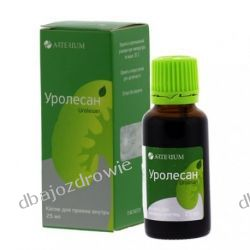 Urolesan (urolesanum), 25 ml  Mydła