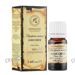 Olejek Anyżowy, 100% Naturalny, Aromatika, 5ml Kremy i maści