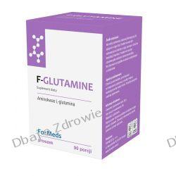 F- GLUTAMINE FORMEDS, L-GLUTAMINA, 90 porcji Stawy, kości, mięśnie