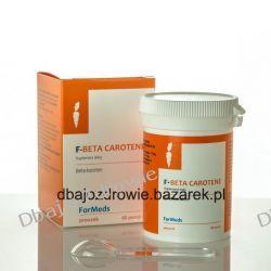 F-BETA CAROTENE FORMEDS, BETA-KAROTEN 60 porcji Oczyszczanie