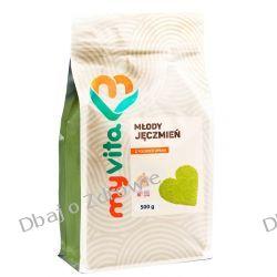 Myvita Młody Jęczmień Bio (Proszek), 500 g Przyprawy i zioła