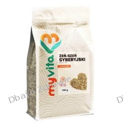 Żeń - Szeń Syberyjski (Korzeń) 100 g, Myvita Przyprawy i zioła