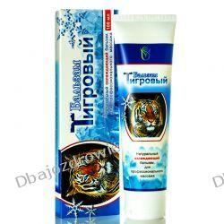 Maść do Ciała Tygrysia Chłodząca, 100 ml Mydła