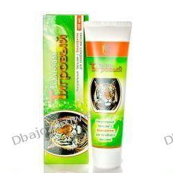Maść do Ciała Tygrysia z Biszofitem, 100 ml Przyprawy i zioła