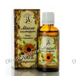 Olej z Nagietka Lekarskiego, 100% Naturalny, 50ml Preparaty witaminowo-mineralne